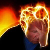 Etwas gegen Kopfschmerzen tun